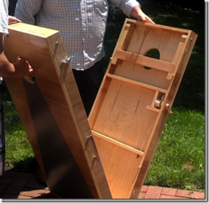 Free Plans of OECB (over engineered cornhole board) | Plan To Build